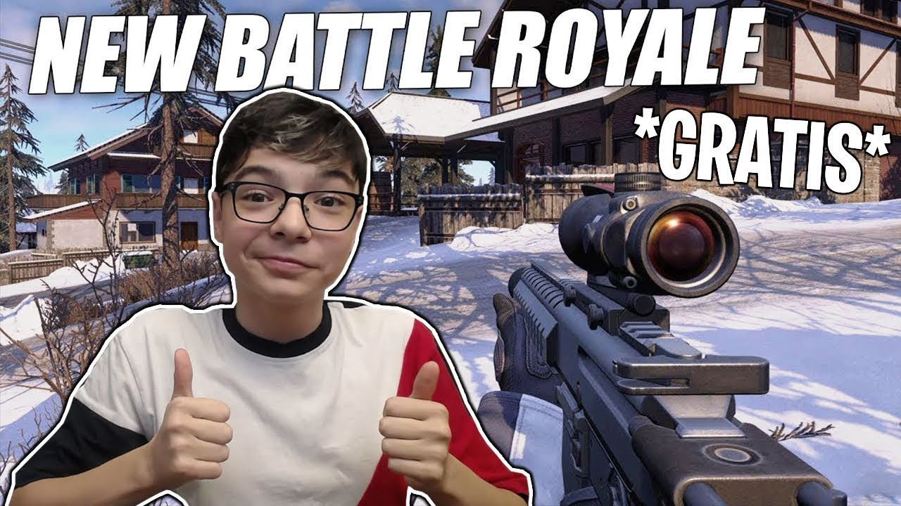 UN NOU JOC BATTLE ROYALE *GRATIS*