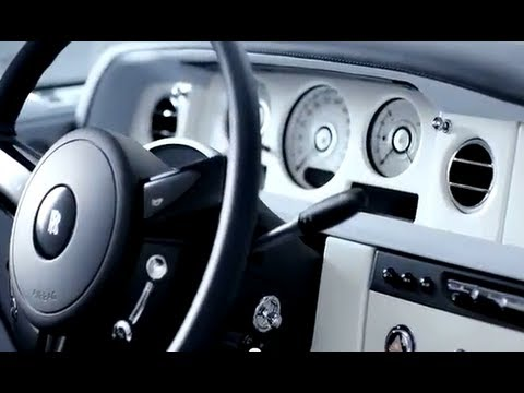 rolls royce ghost art deco interior detail commercial carjam tv hd car tv show 2015 youtube. Black Bedroom Furniture Sets. Home Design Ideas