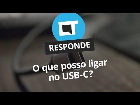 USB-C é compatível com outros aparelhos e carregadores?