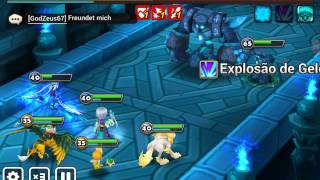 Summoners War - Giant b10 Auto! (Woosa)