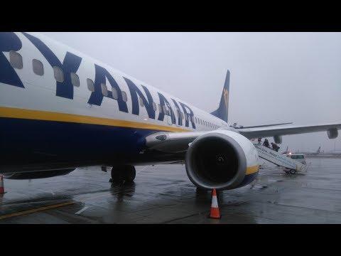 Ryanair PMDG 737-800 Krakow EPKK - Gdansk EPGD - Vaxjo ESMX VATSIM 👨✈️
