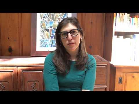 Mayim Bialik Explains Why She Celebrates Israel