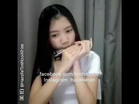 Harmonica harmonica tabs kiss the rain : Kiss the Rain - Yiruma (Harmonica Cover by Hazelle Tan) 口琴 ...