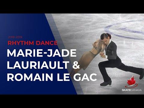 MARIE-JADE LAURIAULT & ROMAIN LE GAC RD - Skate Canada 2018 - 1080p/Sans commentaire