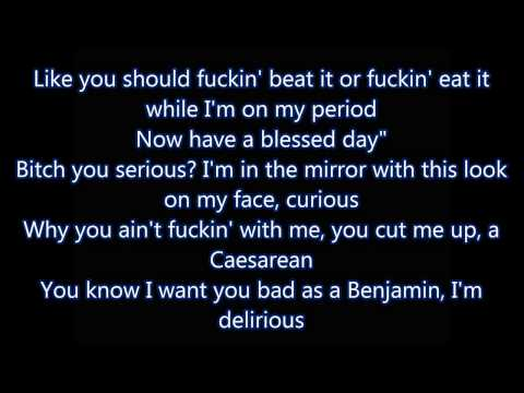 Eminem - Love Game Ft. Kendrick Lamar (Lyrics On Screen)