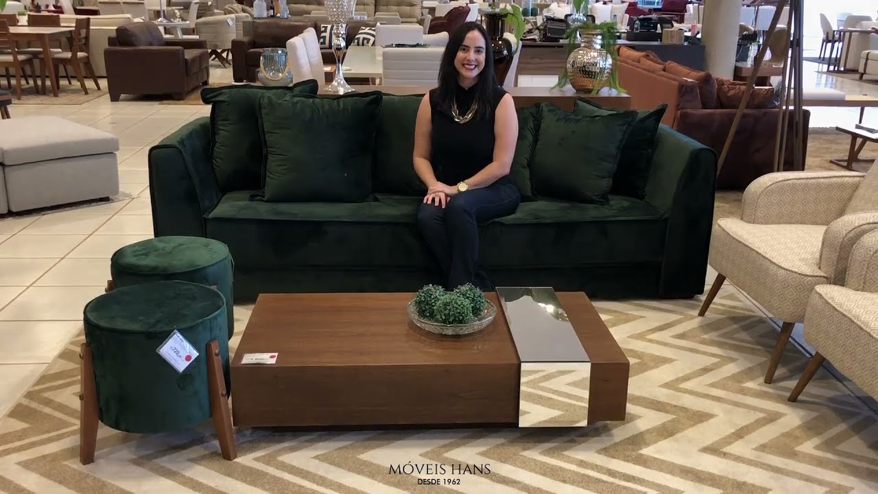 Sofá de Living - Monrealle