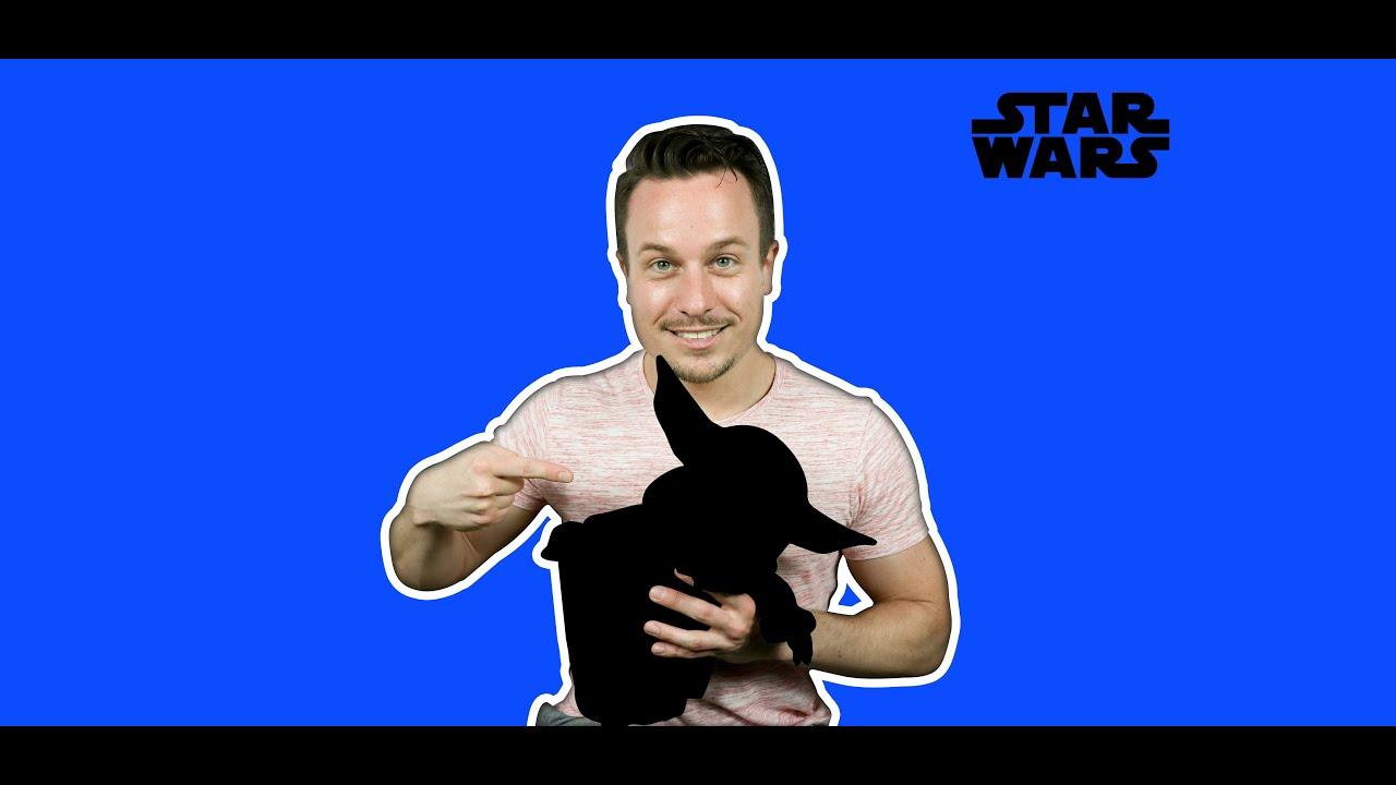 Ilyen az új Baby Yoda plüssjáték