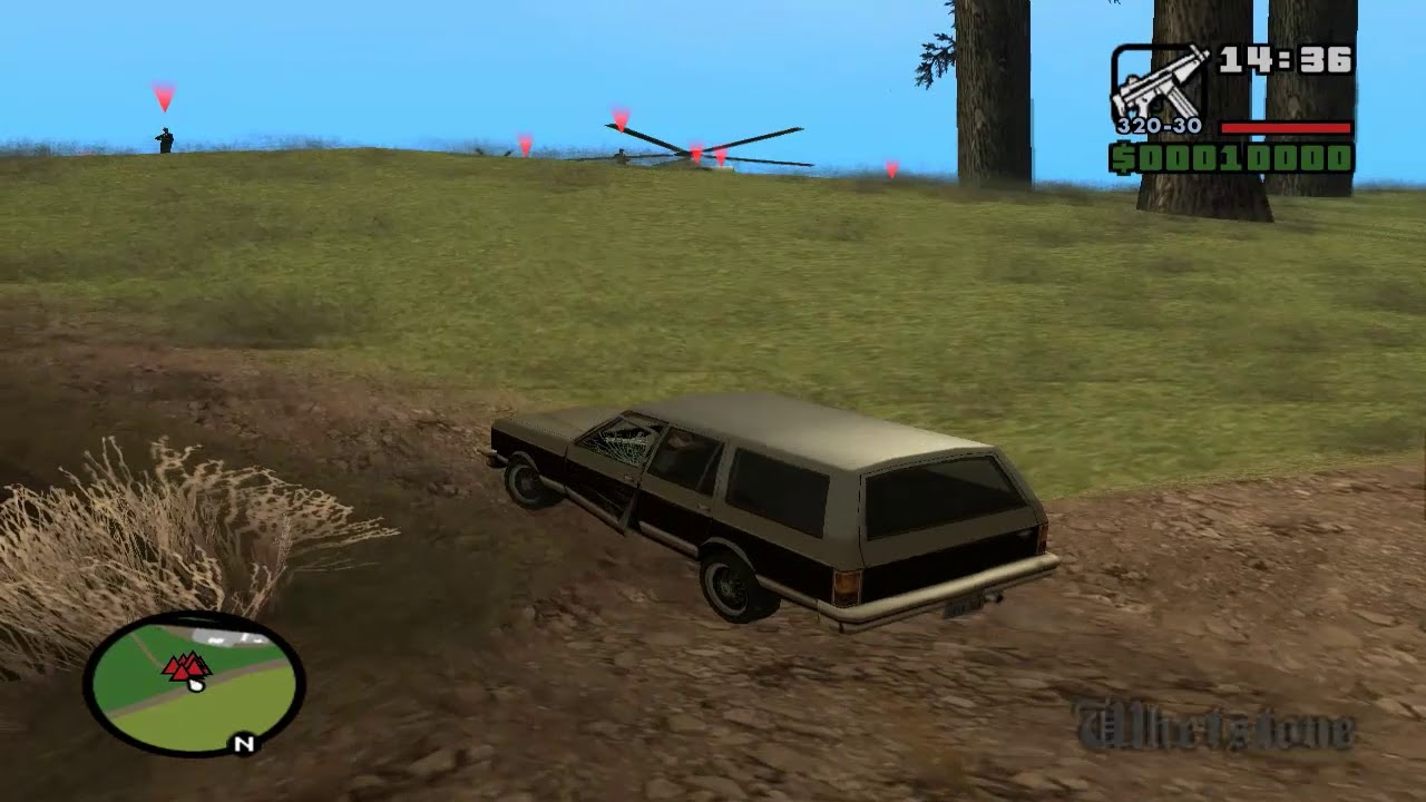 Gta 3 Elicottero : The truth stories l elicottero gta san andreas dyom