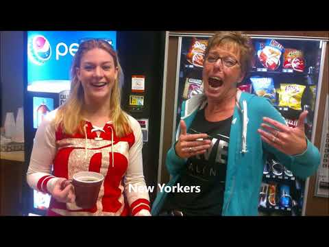 Texans Attempt New York Accents and New Yorkers Set Them Straight