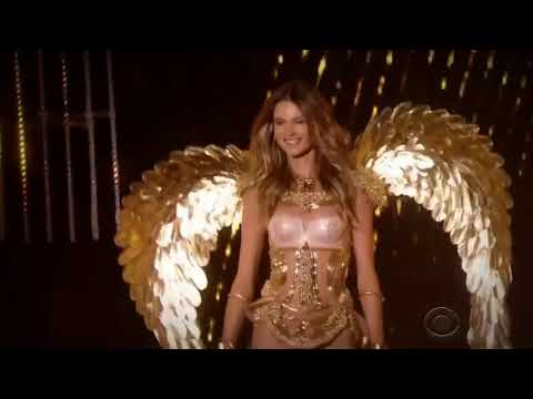 Behati Prinsloo Opening the Show Victoria's Secret Fashion Show 2014