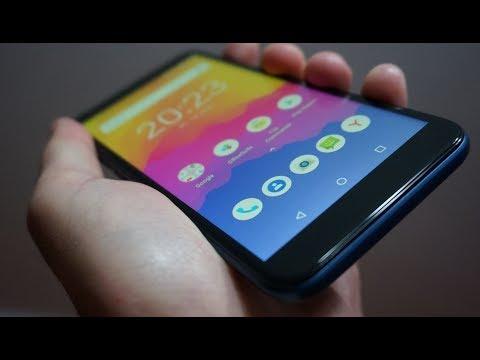 Будущий бестселлер среди бюджетных смартфонов. Prestigio MUZE E5.