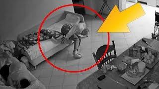 Дочь установила скрытую камеру, когда заподозрила НЕЛАДНОЕ! Увиденное ПОВЕРГЛО ЕЕ В ШОК