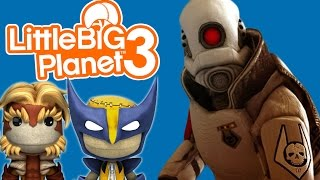 PROP HUNT Little Big Planet 3 Multiplayer 52