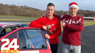 To ste tražili! Šebalj vozio fana: 'Stani! Želim preživjeti na Božić' | ZVIJEZDE VRIŠTE | Epizoda 28