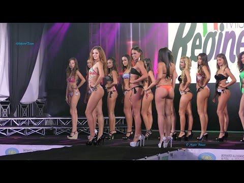 Miss Reginetta d'Italia 2016 Finale Nazionale-Igea Marina-Prima Parte