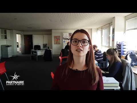 Les témoignages Partnaire - Gwendoline, en CDI Intérimaire