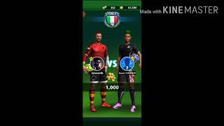 Football strike Italy challenge funny gameplay