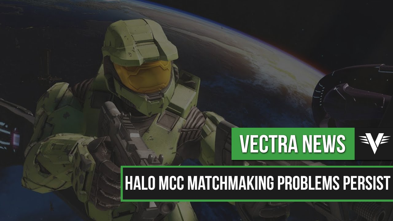 Halo mcc matchmaking slow