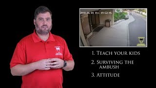 Woman With Attitude Needs Skills and Plan Against Attacker | Active Self Protection