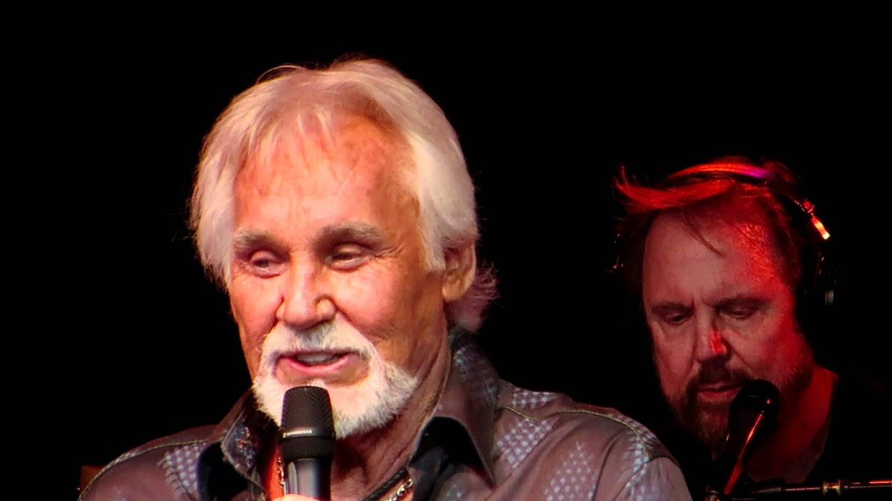 Kenny Rogers - The Gambler - Bonnaroo 2012 - YouTube
