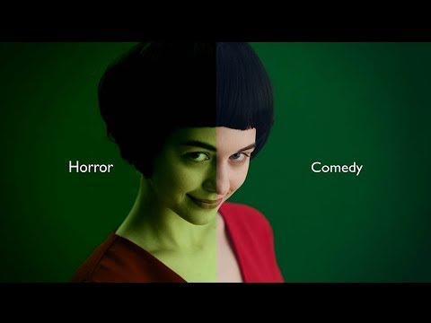 Comedy? Horror? CinematicColor™ for Colors as Directors Envisioned |BenQ Home Cinema Projector