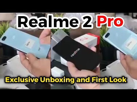 RealMe 2 Pro Related Questions and Answers - Issues with RealMe 2