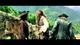 Pirates of the Caribbean 4 - Jack and Angelica