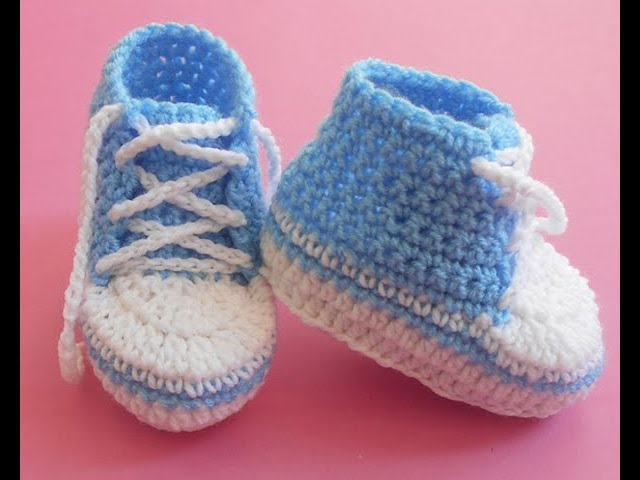 baby converse boot