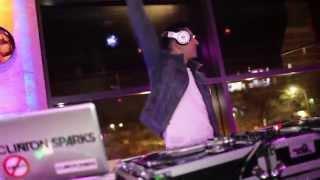 DJ Shortstop Birthday Bash 2012 feat. Clinton Sparks