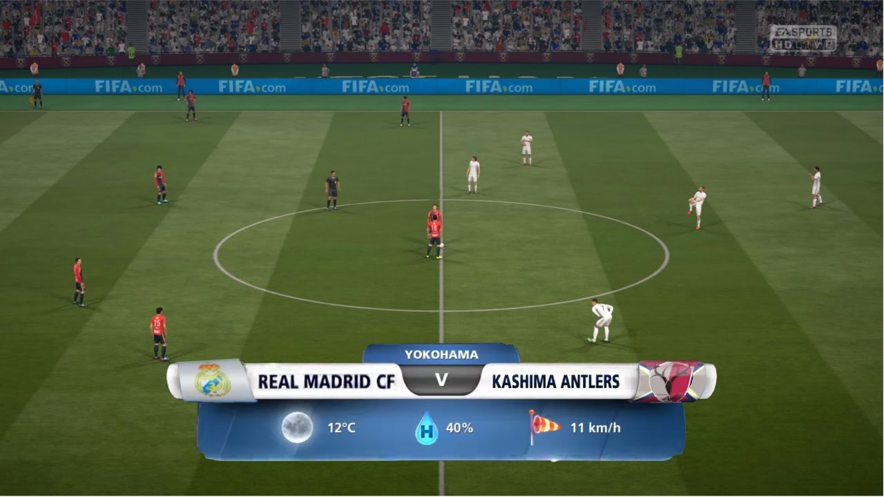 Resultado de imagem para Kashima Antlers Real Madrid