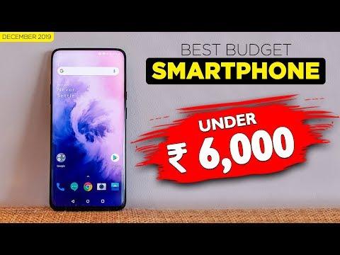 Best Smartphone Under 6000 [ December 2019]
