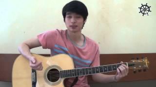 Akustik Gitar - Belajar Lagu  (Doaku Untukmu Sayang - Wali)
