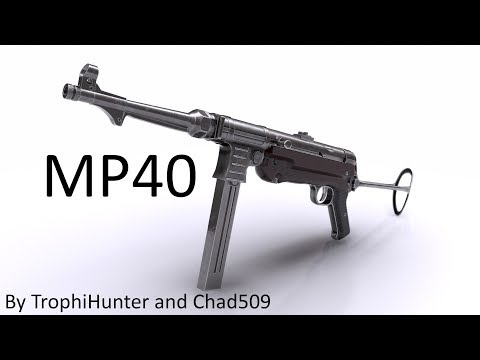 MP40 at Fallout 4 Nexus - Mods and community