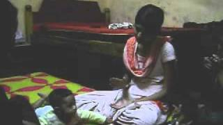 chinto in seetha rama lali bhajan at shimoga