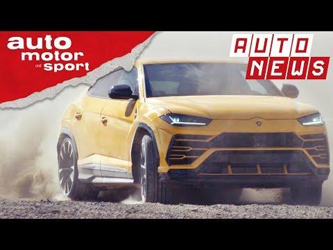 Lamborghini Urus: So dick kann ein Lambo sein - NEWS | auto motor und sport