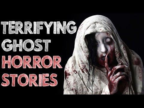 4 Terrifying Ghost Horror Stories