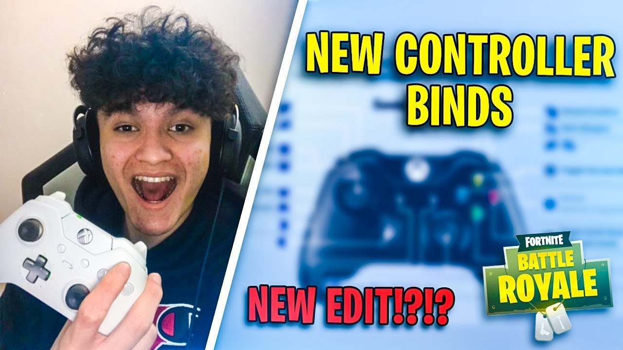 Best Xbox Controller >> My NEW Controller Binds and How I REALLY Edit! (Best ...
