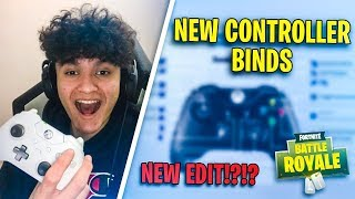 My NEW Controller Binds and How I REALLY Edit! (Best Console Binds)