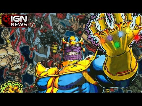 Marvel Shows Off the MCU's Infinity Gauntlet - IGN News