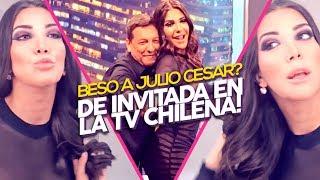 ME INVITARON A UN TV SHOW EN CHILE [Vlog]