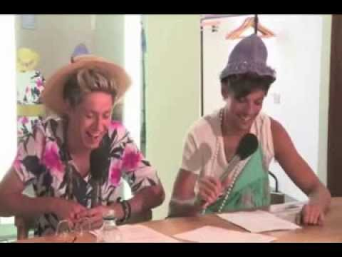 Niall Horan laugh