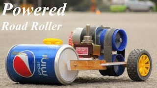 How To Make a Road Roller At home