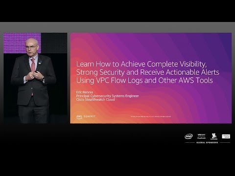 AWS Summit Singapore 2019 | Learn How to Use VPC Flow Logs and Other AWS Tools