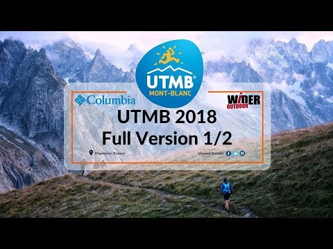UTMB 2018 Version