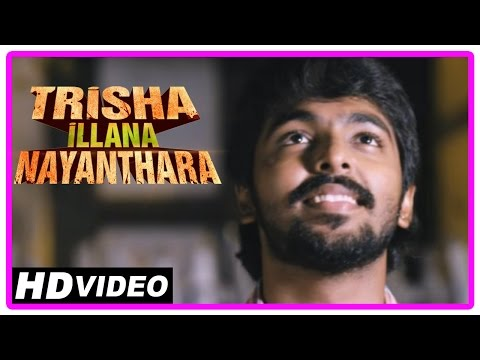 Trisha Illana Nayanthara Tamil Movie | Scenes | GV Praksh Tries To Impress Anandhi