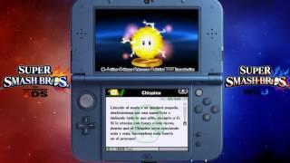 Super Smash Bros. for Nintendo 3DS - Trofeos del juego
