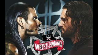Jeff Hardy vs Seth Rollins Wrestlemania 35 - Promo - HD