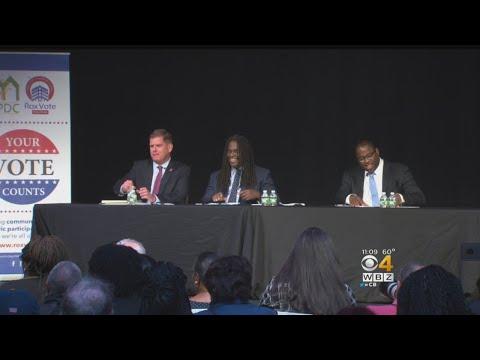 Jackson, Walsh Square Off In Debate