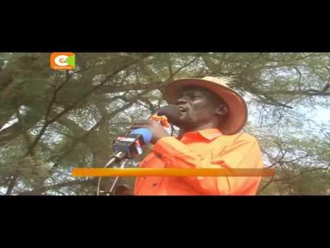 NASA takes vote hunt to Turkana