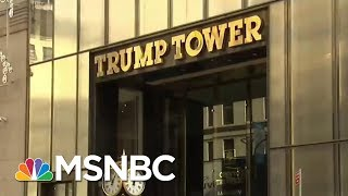 Janet Napolitano Weighs In On Secret Service Trump Tower Dispute | Andrea Mitchell | MSNBC